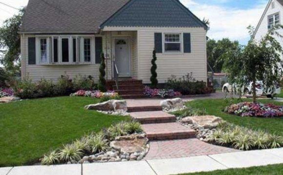 3544-1 front yard design ideas
