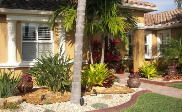 Front Yards Design Ideas | Residential landscaping