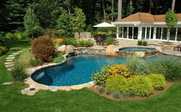 Image of: Best Backyard