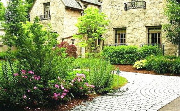 Landscaping Ideas For Large Front Yards Residential Landscaping