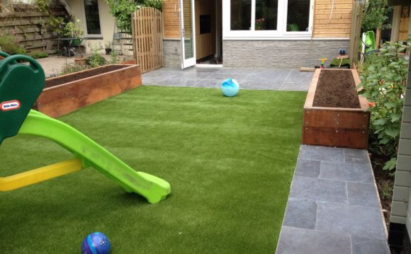 Fake Grass For Gardens