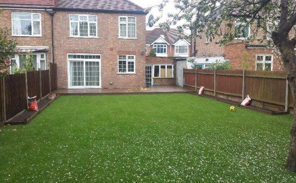 Garden Landscaping / Decking