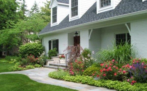 Front House Landscape Pictures