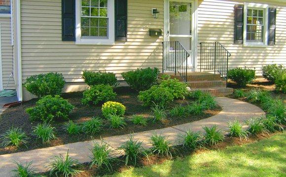 Front House Landscape Design