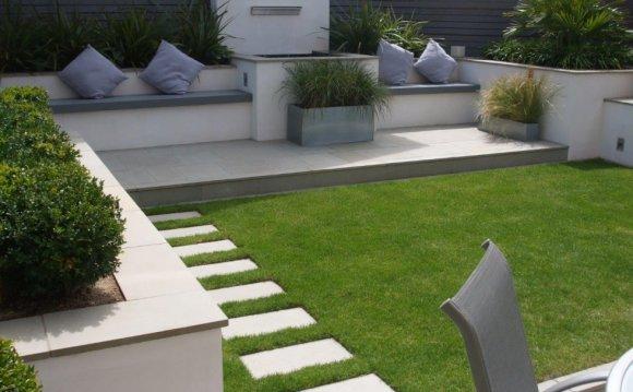 Garden arrangement ideas and