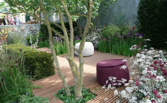 Garden Design For Small