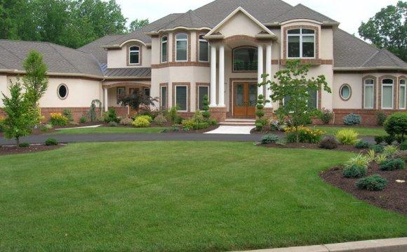 Garden Design Front Of House