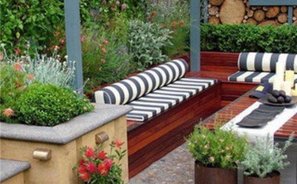 Garden Design with Home
