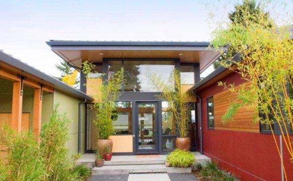 Garden house design ideas for