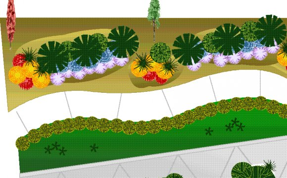 Garden Landscaping Design Of