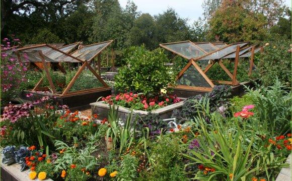 Garden plans backyard garden