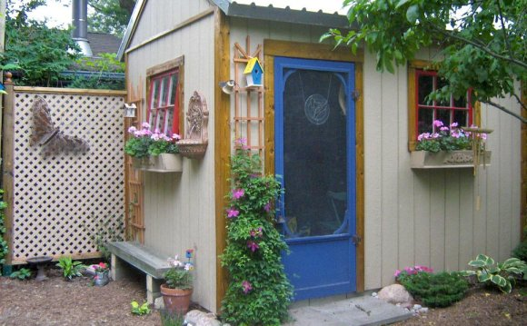 Garden Sheds: They ve Never