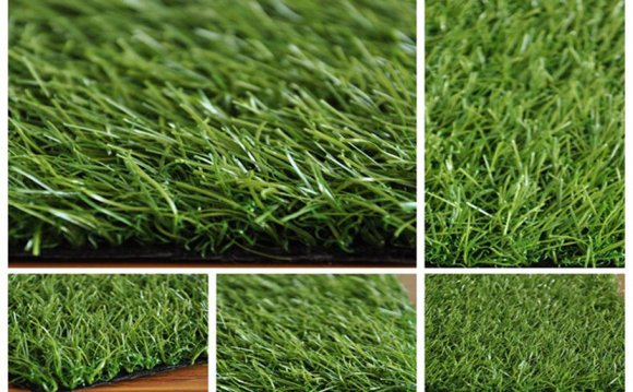 Green Soft Imitation Grass