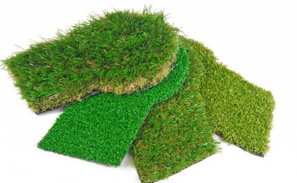 Artificial astroturf grass