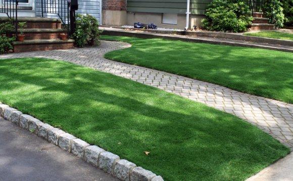 Installing Artificial Grass