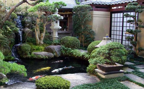 Landscape Design Japanese
