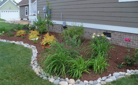 Landscaping Borders Around