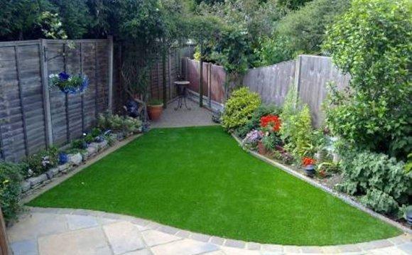 Lawn Design Ideas small lawn