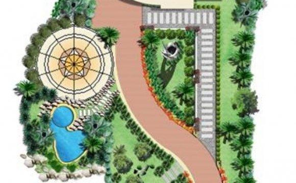 Lovely Landscaping Designing