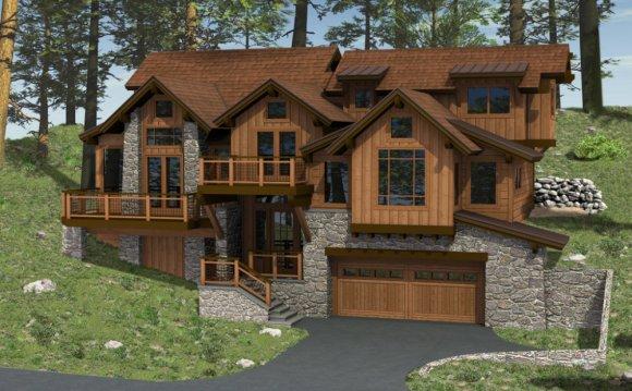 Meeks Bay Borelli Architecture