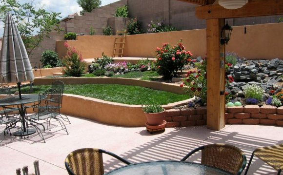 More Beautiful Backyards From