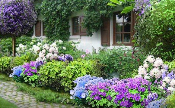 Online garden planning and