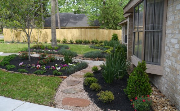 Here s some of our Landscaping