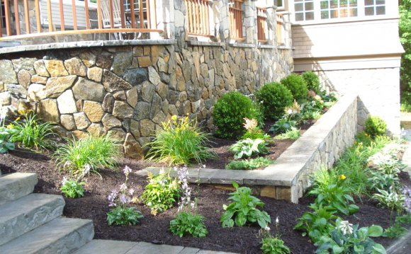 Cheap Residential Landscape