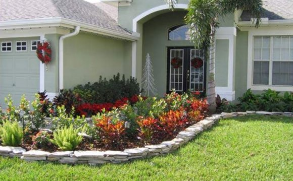 Pictures Of Landscaped Front