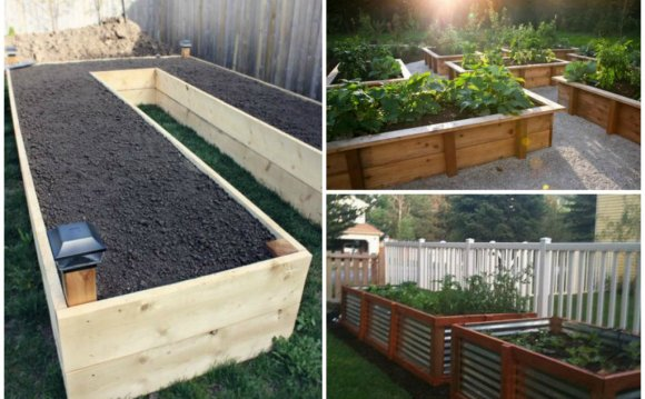 10 Inspiring Diy Raised Garden