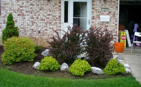 Simple House Landscaping Ideas