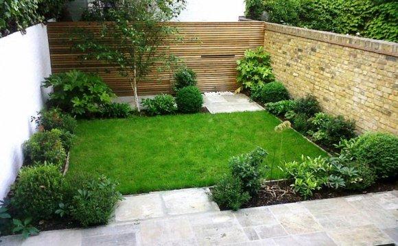 Small Backyards Garden Design