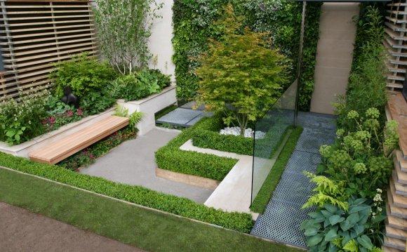 Small Garden Ideas Images