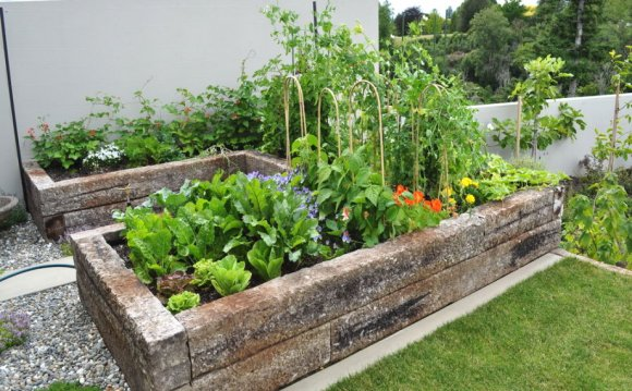 Fair garden remodeling or