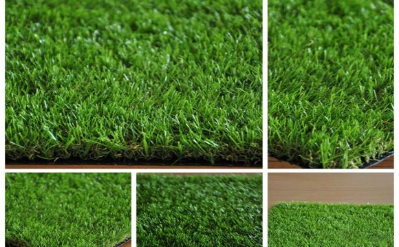 Soft Green Imitation Grass