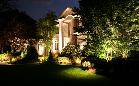 Types Of Landscape Lighting