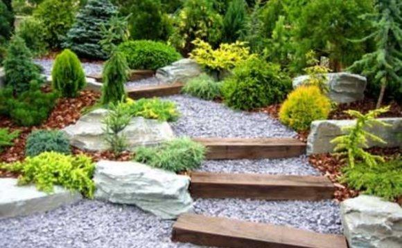 Yard Design Ideas lawnless