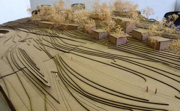 Landscape Architecture Model Residential Landscaping