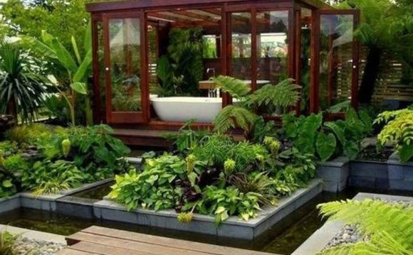 Front yard Vegetable Garden Design