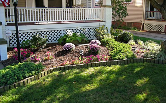 Landscape Design Ideas for Small front Yards