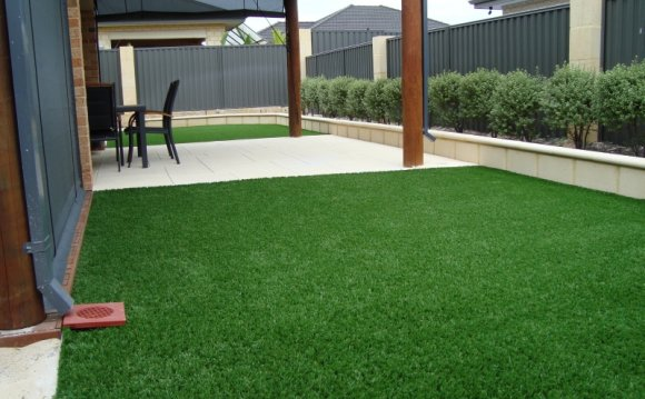 Artificial Grass home