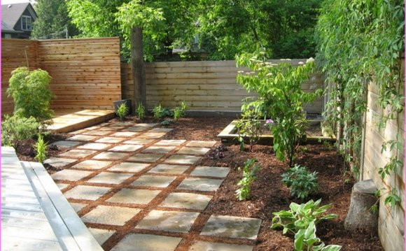 Backyard Landscape Designs On