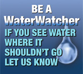 Be a Water Watcher