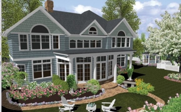 Better Homes and garden Landscape design software