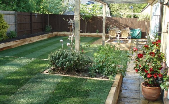 Small Gardens | Residential landscaping