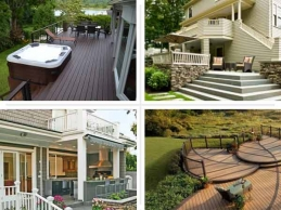 deck design inspirational ideas