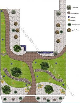 Desert Southwest Front Yard Xeriscaping Ideas