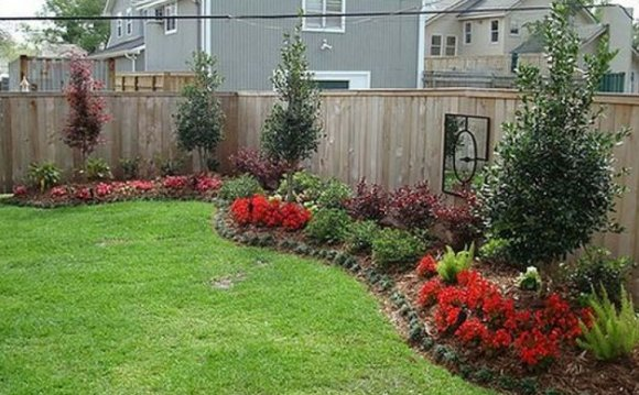 Pics of Backyard Landscaping
