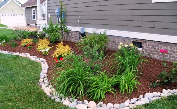 Ideas for flower Beds