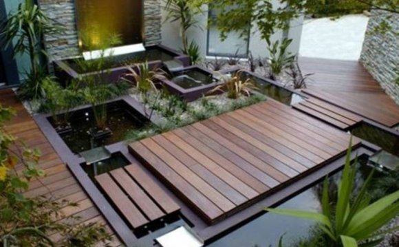 House backyard Design
